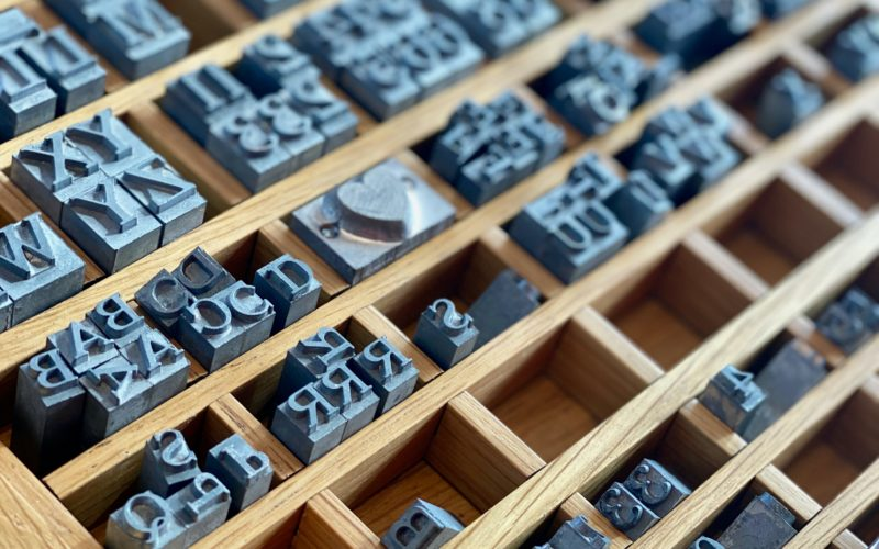 5 Font inspiration per il tuo prossimo progetto Web